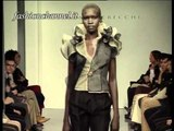 """""""Massimo Rebecchi"""" Spring Summer 2001 Milan 4 of 4 pret a porter woman by FashionChannel"""