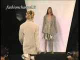 """Donna Karan"" Autumn Winter 1994 1995 New York 5 of 7 pret a porter woman by FashionChannel"