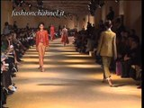 """""""Romeo Gigli"""" Spring Summer 2001 Paris 3 of 4 pret a porter woman by FashionChannel"""