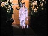 """Yves Saint Laurent"" Spring Summer 2001 Paris 10 of 10 Haute Couture by FashionChannel"
