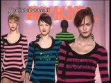 """""""Sonia Rykiel"""" Spring Summer 2001 Paris 4 of 4 pret a porter woman by FashionChannel"""