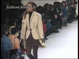 """Lolita Lempicka"" Autumn Winter 1991 1992 Paris 1 of 3 Pret a Porter Woman by FashionChannel"