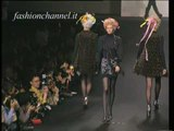 """Karl Lagerfeld"" Autumn Winter 1994 1995 Paris 6 of 8 pret a porter woman by FashionChannel"