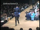 """Yohji Yamamoto"" Autumn Winter 1991 1992 Paris 2 of 4 Pret a Porter Woman by FashionChannel"