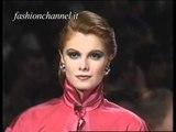 """Christian Dior"" Autumn Winter 1991 1992 Paris 3 of 3 Pret a Porter Woman by FashionChannel"