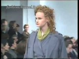 """""""Helmut Lang"""" Autumn Winter 1988 1989 New York 1 of 2 pret a porter woman by FashionChannel"""