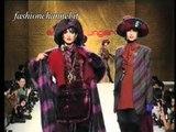 """""""Emanuel Ungaro"""" Autumn Winter 1994 1995 Paris 1 of 5 pret a porter woman by FashionChannel"""