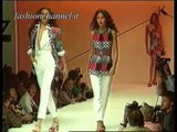 """Krizia"" Spring Summer 1991 Milan 2 of 3 pret a porter woman by FashionChannel"