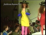 """Krizia"" Spring Summer 1991 Milan 1 of 3 pret a porter woman by FashionChannel"
