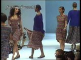 """""""Missoni"""" Spring Summer 1991 Milan 3 of 3 pret a porter woman by FashionChannel"""