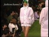 """""""JC de Castelbajac"""" Spring Summer 1991 Paris 1 of 3 pret a porter woman by FashionChannel"""