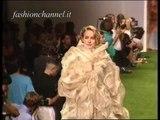 """""""JC de Castelbajac"""" Spring Summer 1991 Paris 3 of 3 pret a porter woman by FashionChannel"""