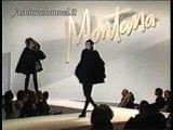 """""""Claude Montana"""" Autumn Winter 1993 1994 Paris 2 of 7 pret a porter woman by FashionChannel"""