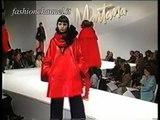 """""""Claude Montana"""" Autumn Winter 1993 1994 Paris 1 of 7 pret a porter woman by FashionChannel"""