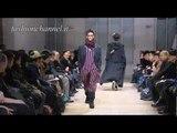 """Yohji Yamamoto"" Autumn Winter 2009 2010 Paris 1 of 3 pret a porter menswear by FashionChannel"