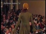 """Oscar De La Renta"" Autumn Winter 1993 1994 New York 2 of 3 pret a porter woman by FashionChannel"