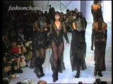 """Karl lagerfeld"" Autumn Winter 1993 1994 Paris 4 of 4 pret a porter woman by FashionChannel"