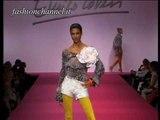 """Enrico Coveri"" Spring Summer 2001 Milan 3 of 3 pret a porter woman by FashionChannel"