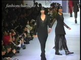 """Karl lagerfeld"" Autumn Winter 1993 1994 Paris 3 of 4 pret a porter woman by FashionChannel"