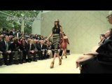 """""""Burberry"""" Spring Summer 2012 London HD 3 of 4 pret a porter women by FashionChannel"""