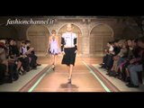 """Versus"" Spring Summer 2012 Milan 1 of 2 pret a porter women by FashionChannel"