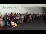 """""""Rebecca Taylor"""" Spring Summer 2012 New York HD 1 of 2 Backstage & Interviews by FashionChannel"""