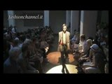 """Giuliano Fujiwara"" Spring Summer 2010 part1 pret a porter men by FashionChannel"