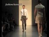"""""""Calvin Klein"""" Spring Summer 2010 part2 pret a porter men by FashionChannel"""