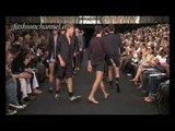 """""""Louis Vuitton"""" Spring Summer 2010 part3 pret a porter men by FashionChannel"""
