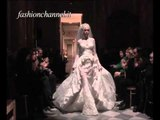 """""""Zuhair Murad"""" Spring Summer 2010 Haute Couture Paris 4 of 4 by FashionChannel"""