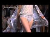 """Juanjo Oliva"" Spring Summer 2011 Madrid pret a porter women by FashionChannel"