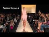 """BCBG"" Spring Summer 2011 New York HD 1 of 2 pret a porter women by FashionChannel"