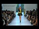 """Angelo Marani"" Spring Summer 2011 Milan 1 of 3 pret a porter women by FashionChannel"
