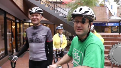Cycling in Tampa, Florida - Pedal America - Season One - Episode Seven