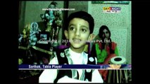 Four-year-old boy Sarthak plays tabla & dholak | A report