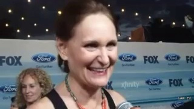 Beth Grant of The Mindy Project at 2014 Fox Eco-Casino Fall Party