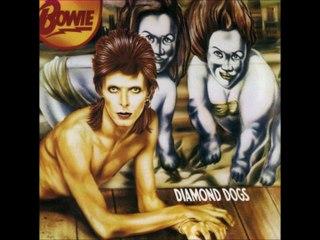 David Bowie - 1974 - Diamond Dogs (full album)
