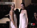 """Fausto Sarli"" Spring Summer 2000 Rome 1 of 8 Haute Couture by FashionChannel"