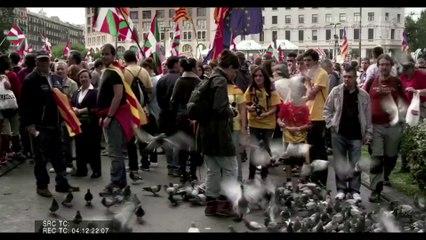 """Making Of """"Barcelona, la rosa de foc"""""""