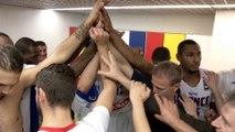 """LA MINUTE INSIDE - 10/09/2014 - """"Faire du basket pour vivre ça"""""""