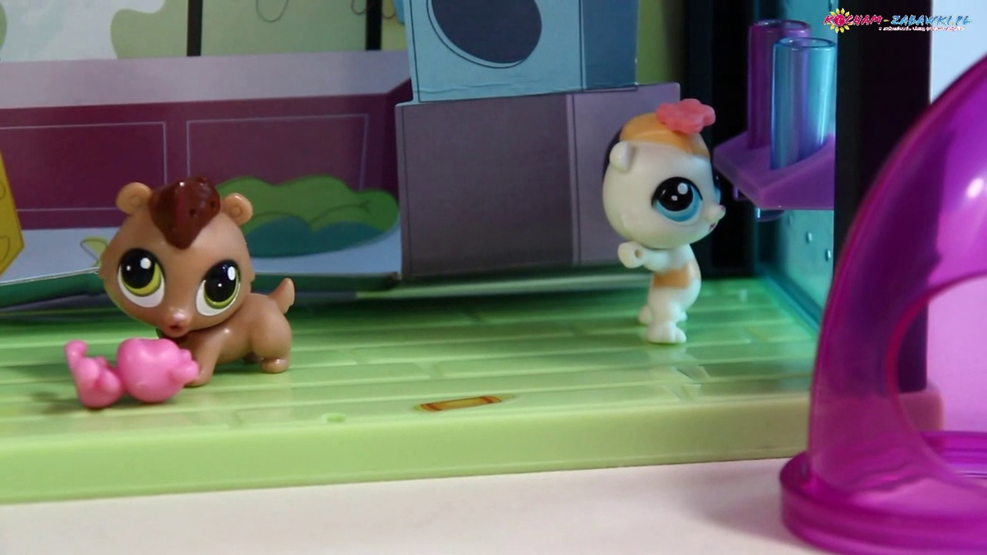 Pet-acular Fun Room Style Set / Bawialnia - Style Sets - Ulubione Miejsca - Littlest Pet Shop - A854