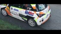 Opel Motorsport - Rallye Mont-Blanc Morzine - ADAM Cup 2014