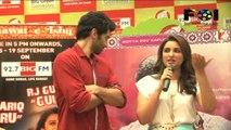 Parineeti Chopra And Aditya Roy Kapur Promote 'Daawat-e-Ishq'