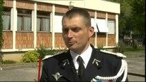 Le commandant du Groupement de gendarmerie départementale