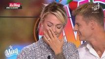 Caroline Receveur fond en larmes en direct - ZAPPING PEOPLE DU 11/09/2014