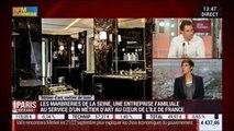 Métiers d'art, Métiers de luxe: Les marbreries de la Seine, dans Paris est à vous – 11/09