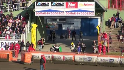 10.05.2009 Polonia Bydgoszcz - Falubaz Zielona Góra 47:43 (5 runda DMP)