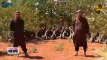 Al Qaeda-linked rebels release video of captured UN peacekeepers
