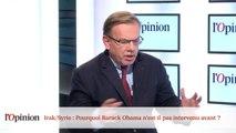 Décryptage: Irak/Syrie, pourquoi Barack Obama n'intervient que maintenant ?