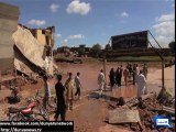 Dunya News - Floods created several human tragedies along with worst destruction
